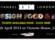 CFT supports Istanbul INN London 2013