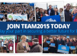 Team 2015 – Join the campaign and let's win the next election