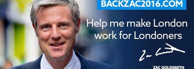 Join Zac Goldsmith's campaign – Make London work for Londoners