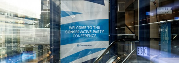 Join us at the Party Conference – fringe event Sunday evening & exhibition stand