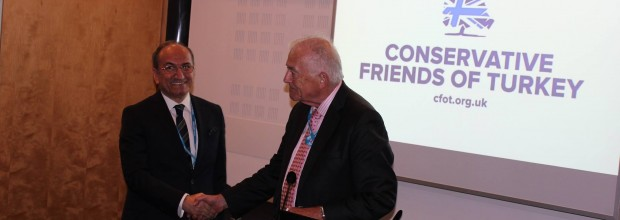 CFT holds fringe event at the Party Conference