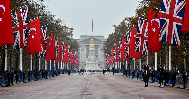 Promising Future for British-Turkish Relations