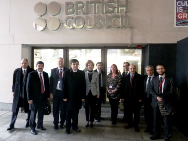 Press release: Higher Education relations between UK and Turkey strengthening